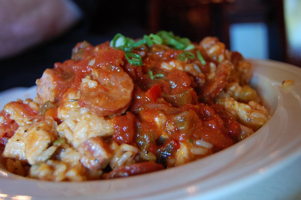 "Healthy Jambalaya Recipe: Reclaiming ""Unhealthy"" Southern Cooking"