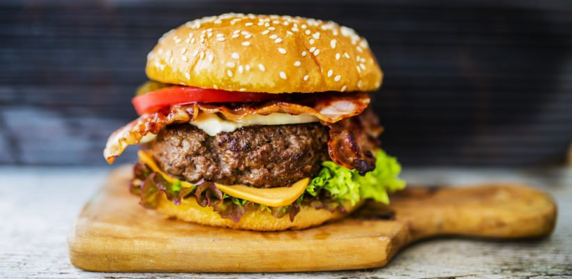 burgers aren't the problem