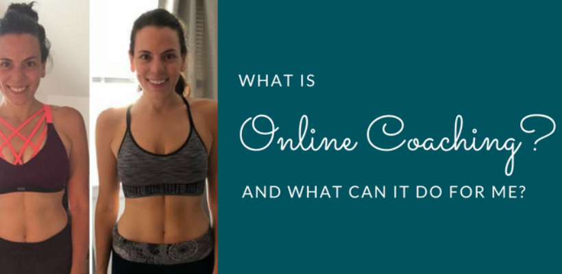 How Online Coaching Works: Victoria's Story