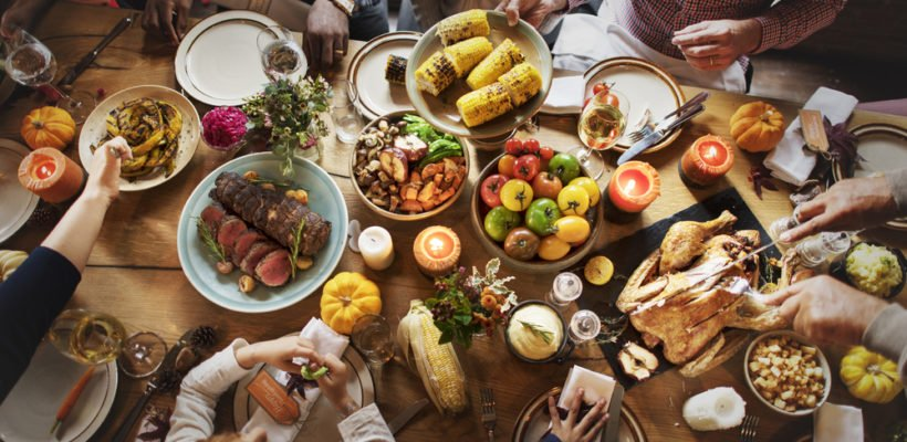 holiday eating without dieting