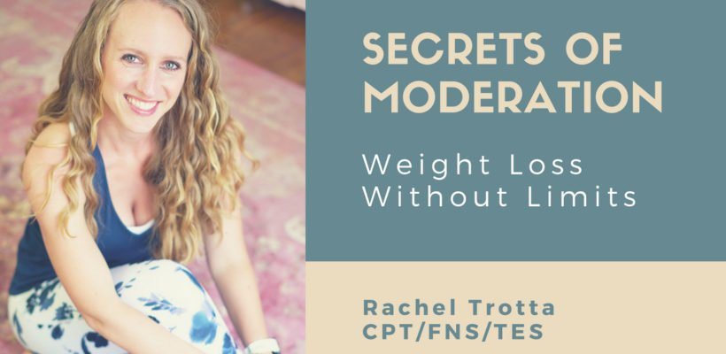 secrets of moderation